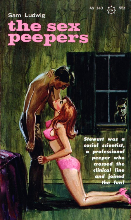 The Sex Peepers by Sam Ludwig - Ebook