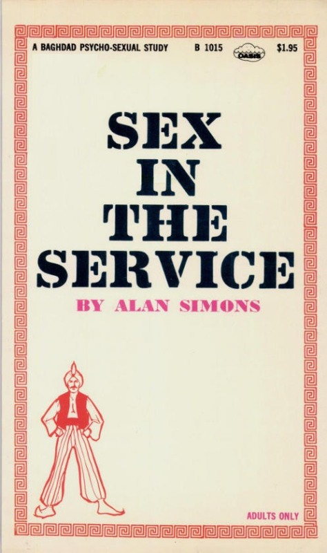 Sex in the Service by Alan Simons - Ebook