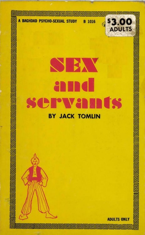 Sex And Servants by Jack Tomlin - Ebook