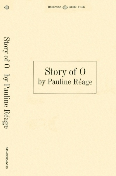 Story of O by Pauline Reage - Ebook