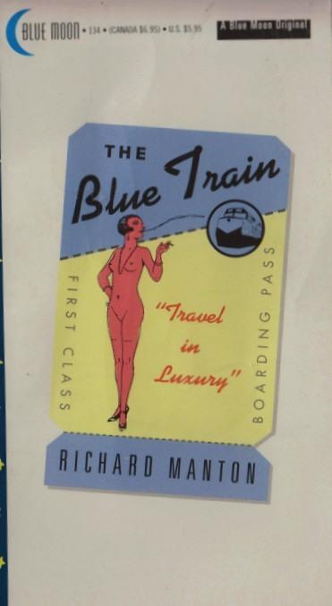The Blue Train by Richard Manton - Ebook