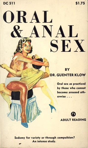 Oral & Anal Sex by Dr. Guenter Klow - Ebook