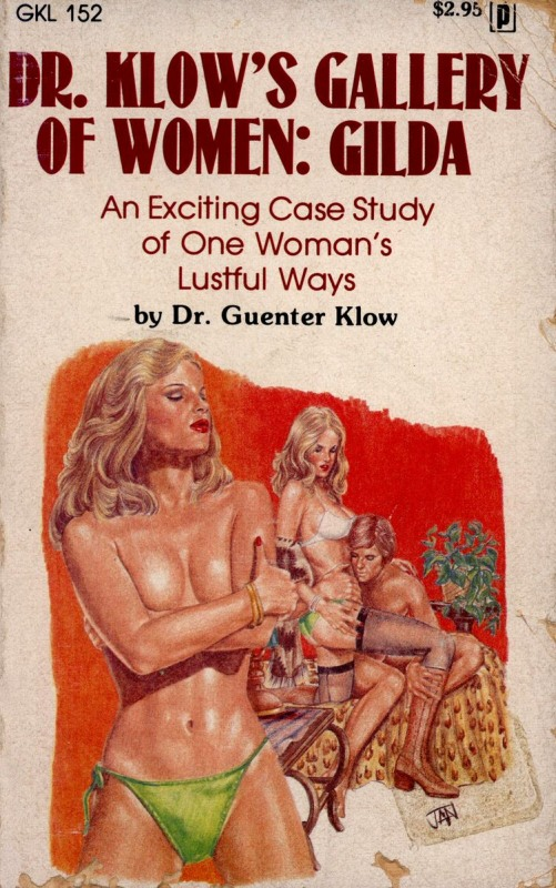 Dr. Klows Gallery Of Women - Gilda by Dr. Guenter Klow - Ebook
