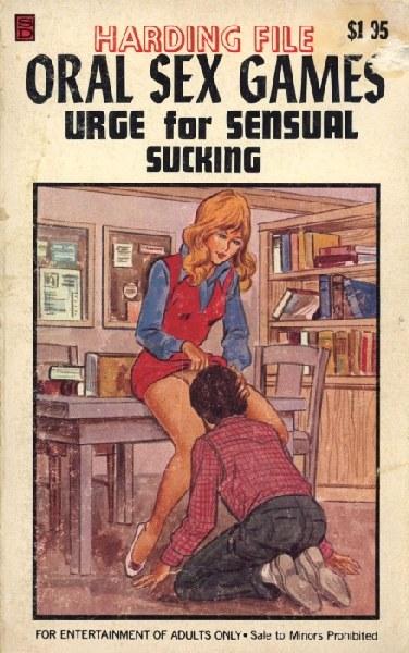 Oral Sex Games-Urge For Sensual Sucking - Ebook
