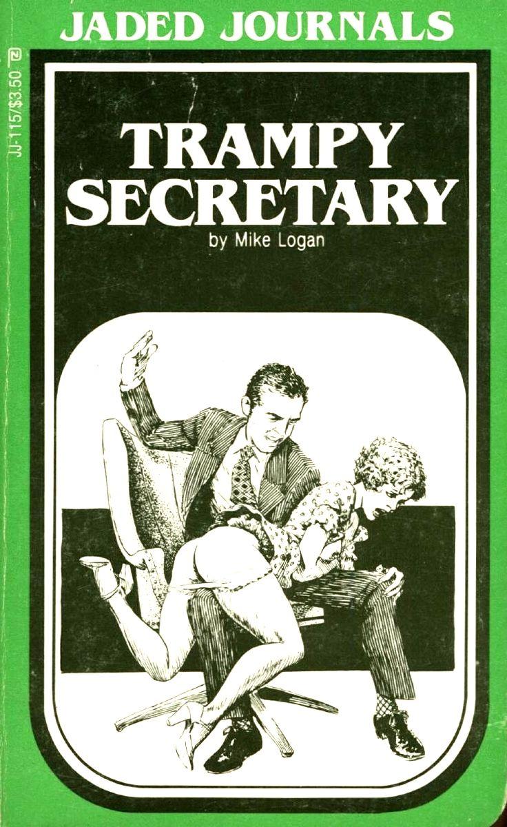 Trampy Secretary by Mike Logan - Ebook