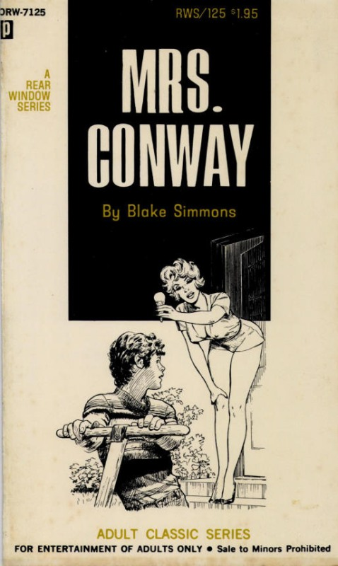 Mrs. Conway by Blake Simmons - Ebook