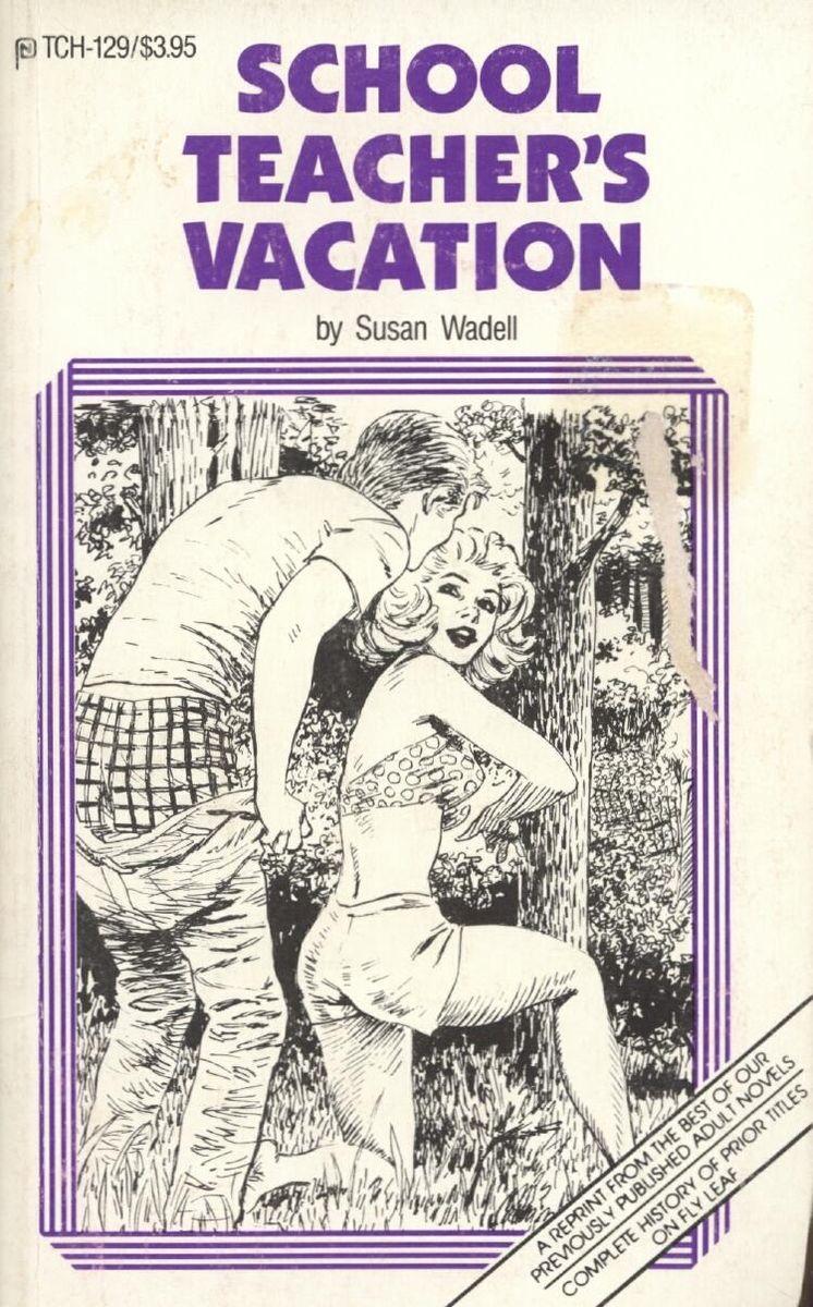School Teacher's Vacation by Susan Wadell - Ebook
