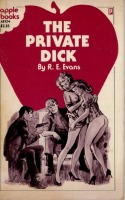 The Private Dick by R.E. Evans - Ebook