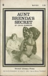 Aunt Brenda's Secret by Craig Summers - Ebook