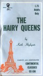 The Hairy Queens by Keith Highgate - Ebook