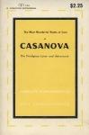 The Most Wonderful Nights Of Love Of Casanova - Ebook