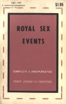 Royal Sex Events by Anonymous - Ebook