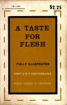 A Taste for Flesh by Anonymous - Ebook