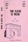 The Flesh is Weak by George Kynos - Ebook
