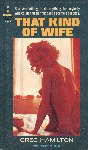 That Kind Of Wife by Greg Hamilton - Ebook
