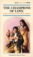 The Champions Of Love by Victor dAndorra - Ebook