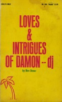 Loves & Intrigues of Damon -- dj by Ben Dover - Ebook