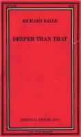 Deeper Than That by Richard Balle - Ebook