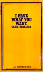 I Have What You Want by Chris Harrison - Ebook