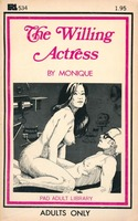 The Willing Actress by Monique - Ebook