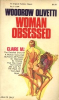 Woman Obsessed by Woodrow Olivetti - Ebook