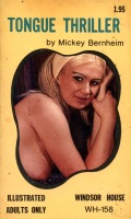 Tongue Thriller by Mickey Bernheim - Ebook