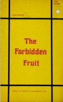 The Forbidden Fruit by Anonymous - Ebook
